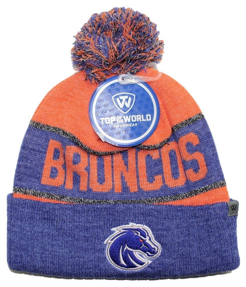 best loved db8cd aa6aa Boise State Broncos NCAA Top of the World