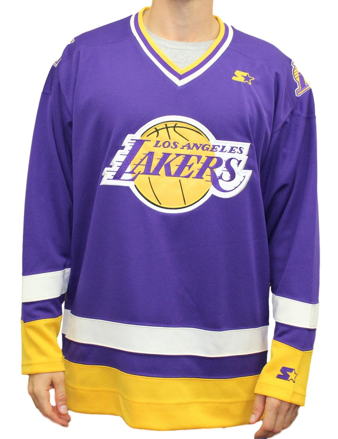 7768171a11a Details about Los Angeles Lakers Starter NBA Men s