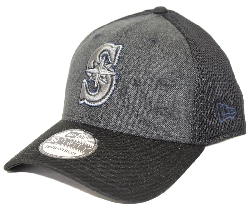 Details about Seattle Mariners New Era MLB 39THIRTY