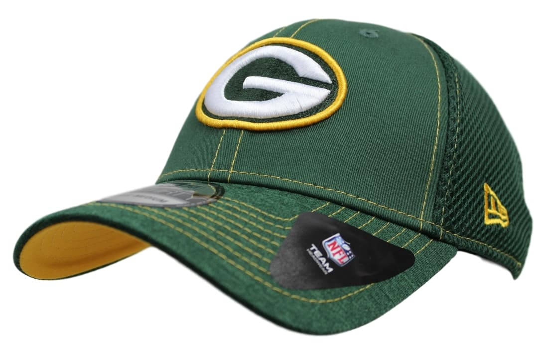 9db2ceaf Green Bay Packers New Era NFL 39THIRTY
