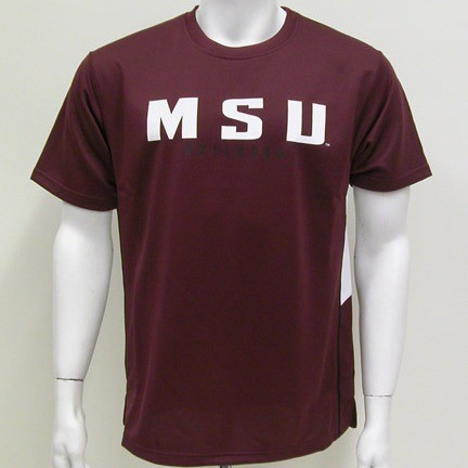 Mississippi State Bulldogs Eliminator Performance Shirt