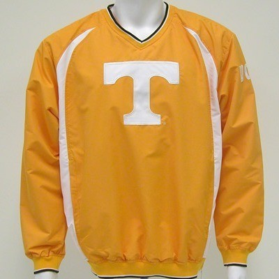 Tennessee Volunteers NCAA Hardball Pullover Jacket