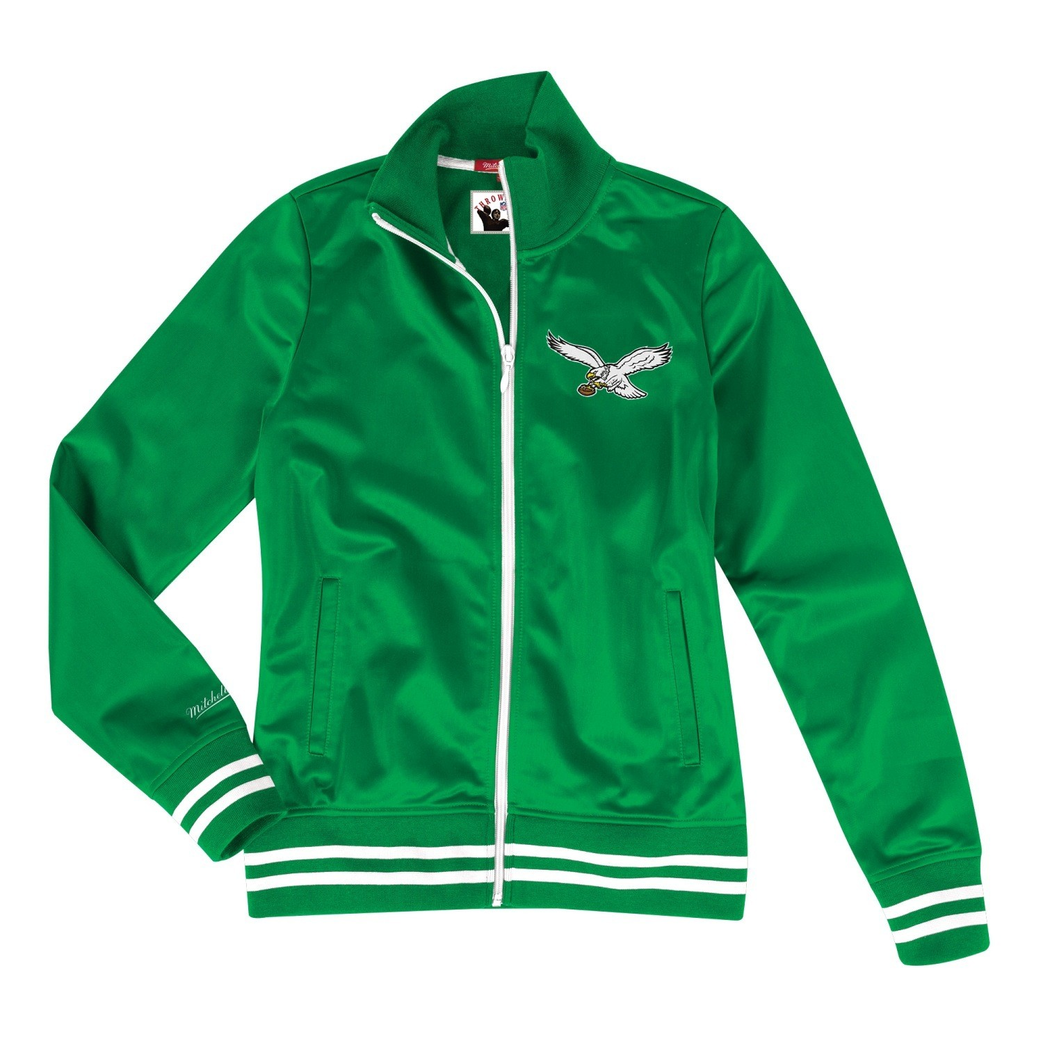 a0605865f84 Details about philadelphia eagles womens mitchell ness nfl jpg 1500x1500 Mitchell  eagles jacket