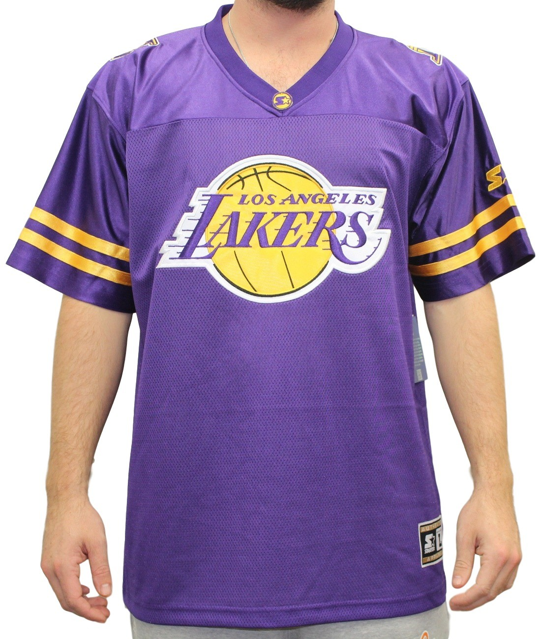 Details about Los Angeles Lakers Starter NBA Men s