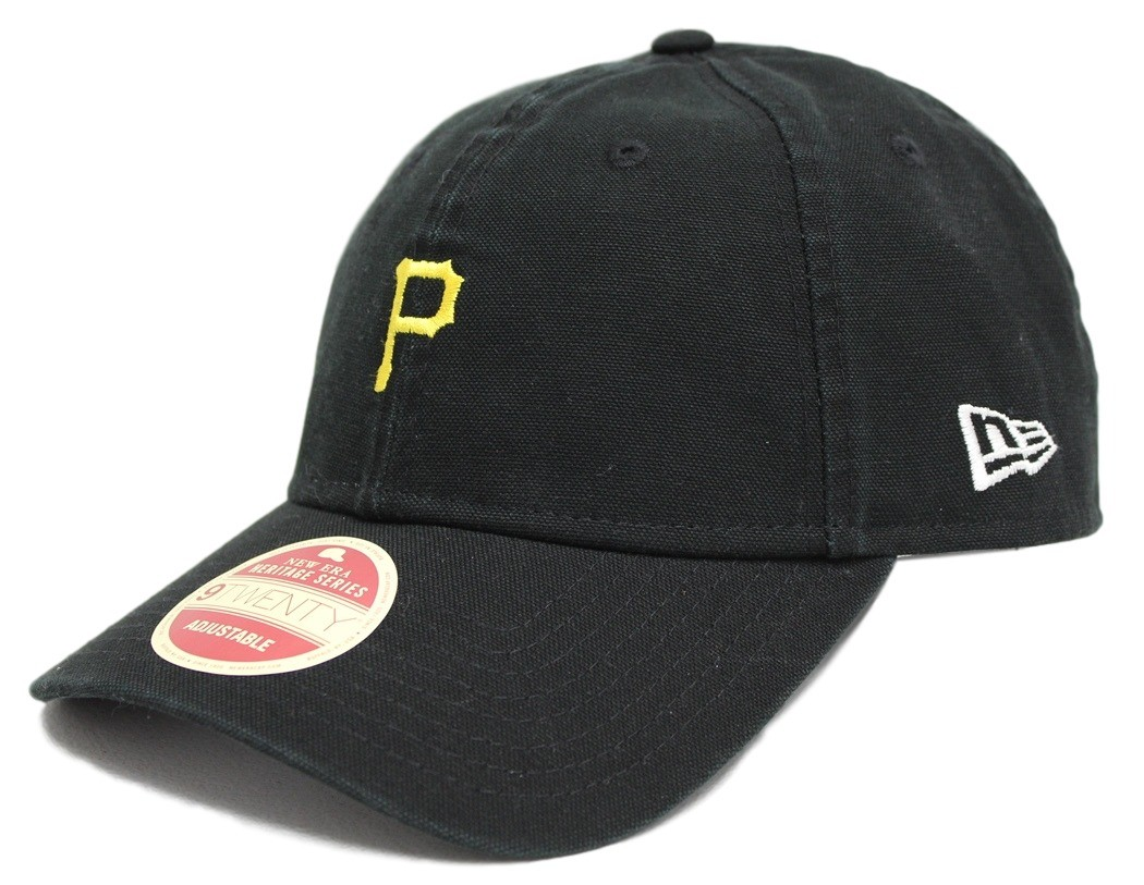 huge selection of 3a7cc d1ced Details about Pittsburgh Pirates New Era MLB 9Twenty Heritage