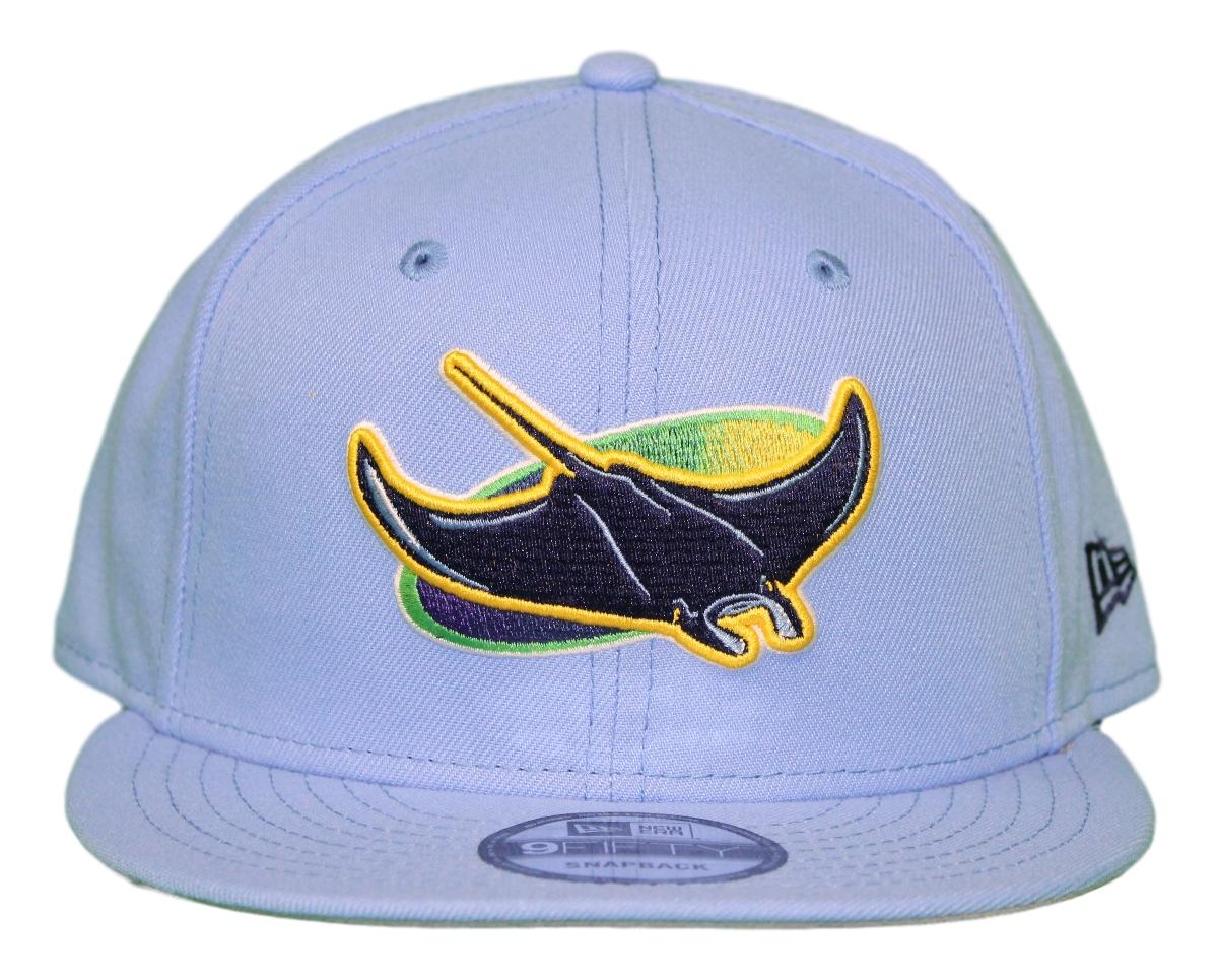 timeless design 9789c cac83 Details about Tampa Bay Rays New Era 9FIFTY MLB Alternate