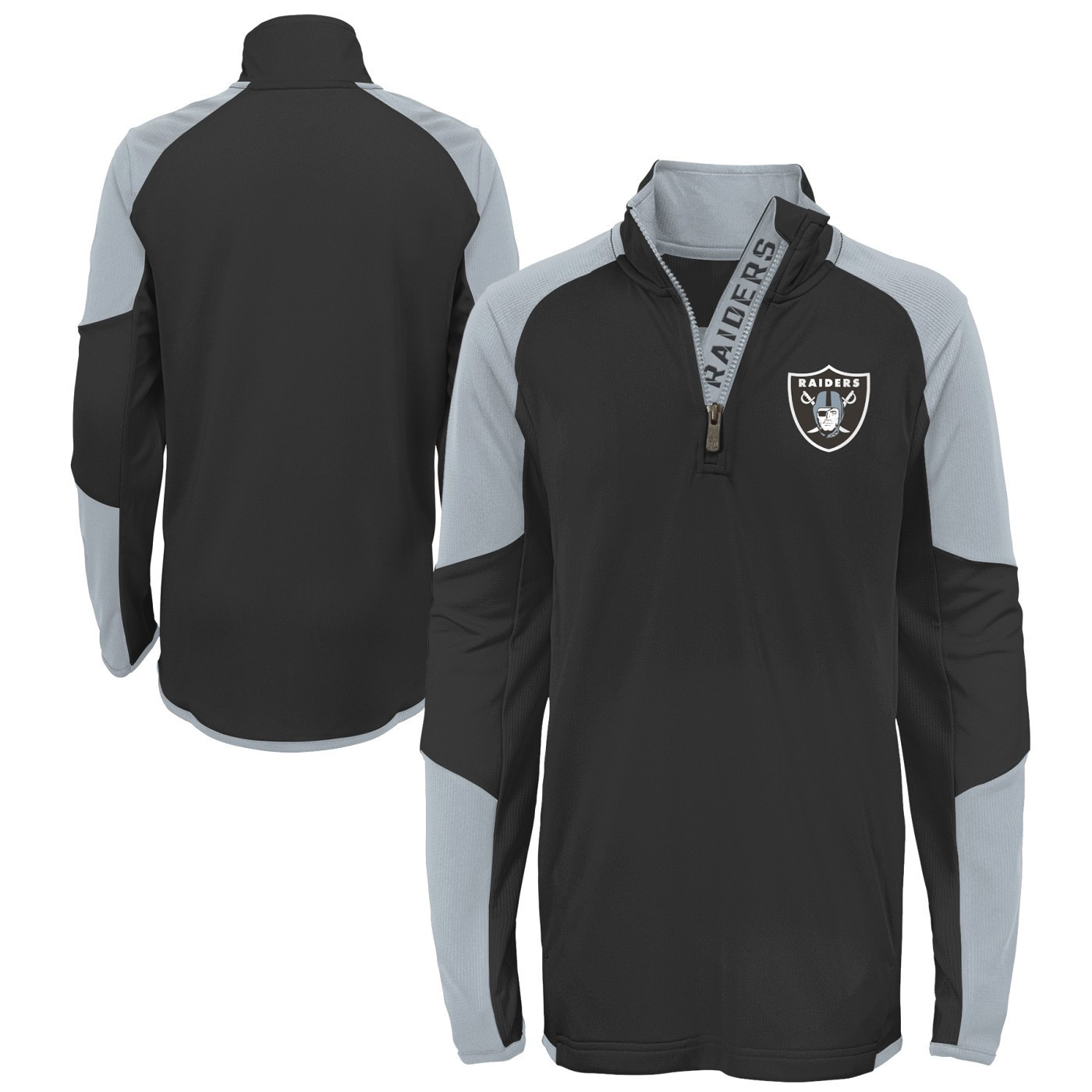 save off 1dc1f 25aef Details about Oakland Raiders Youth NFL