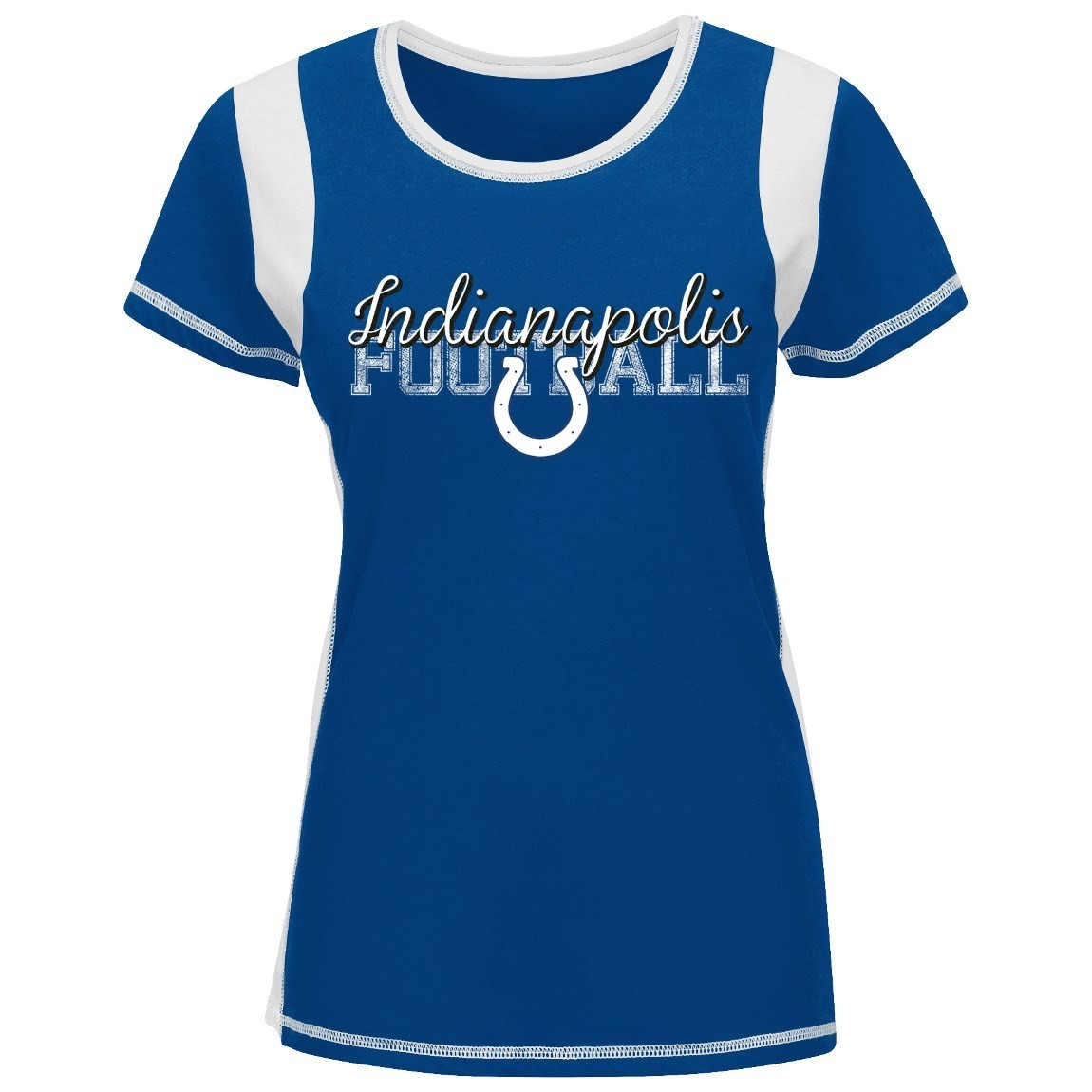 Indianapolis Colts Women 39 S Majestic Nfl Pride Playing V