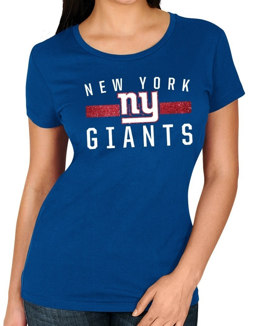 Buy new york giants women 39 s majestic nfl franchise fit 3 for T shirt printing franchise