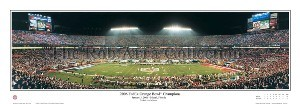 Penn State Orange Bowl 2005 Panoramic Photo