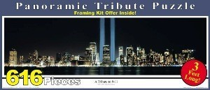 Tribute to 9-11 Lights