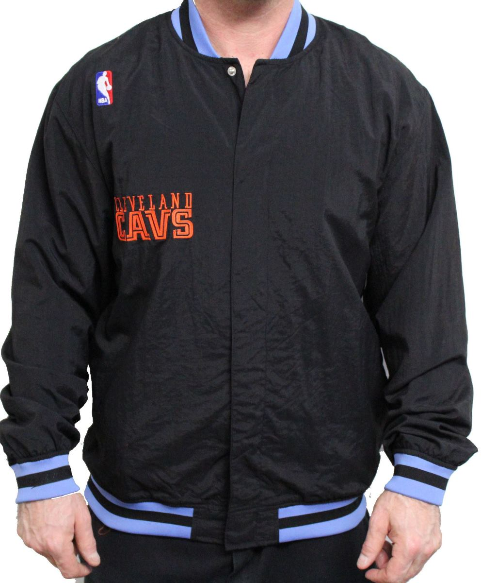 Cleveland Cavaliers Mitchell & Ness NBA Authentic 94-95 Warmup Premium Jacket