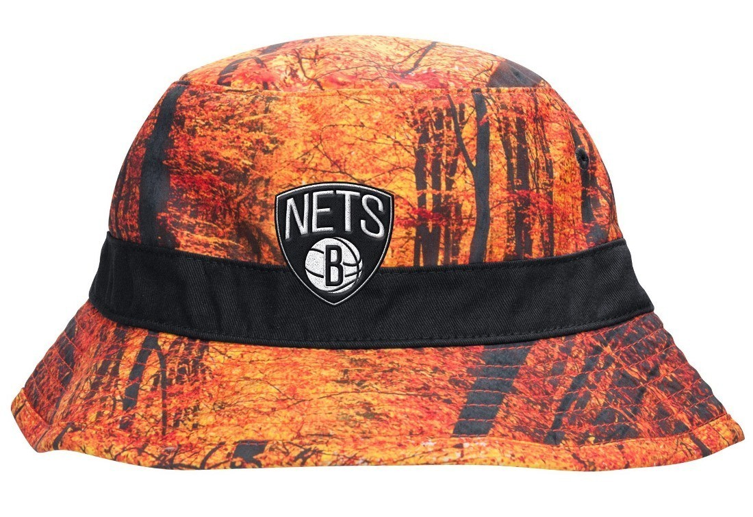 ddc4bcf820 Brooklyn Nets Mitchell   Ness NBA
