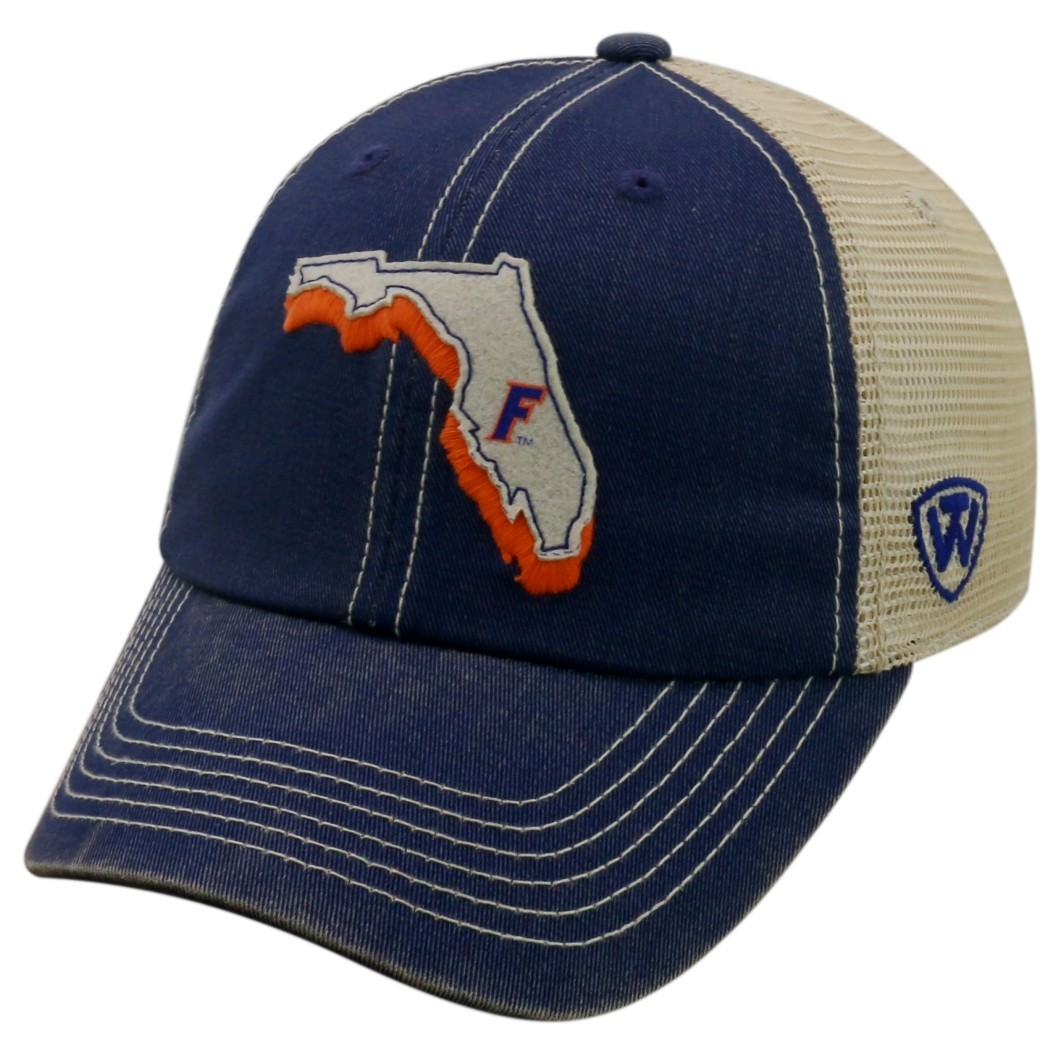 c4832cb71395 Details about Florida Gators NCAA Top of the World