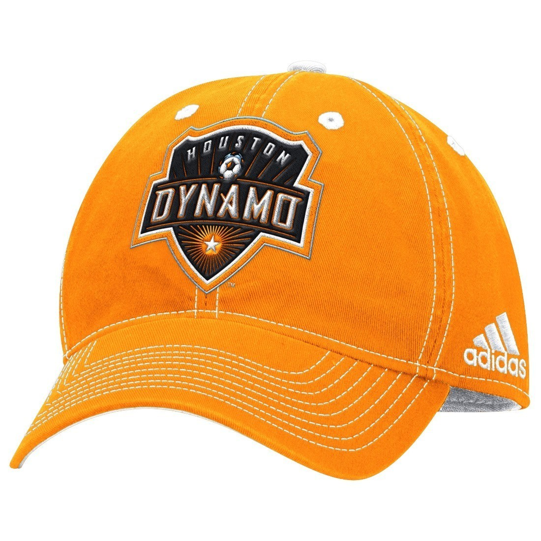low priced 5ad45 35ac6 Details about Houston Dynamo Adidas MLS