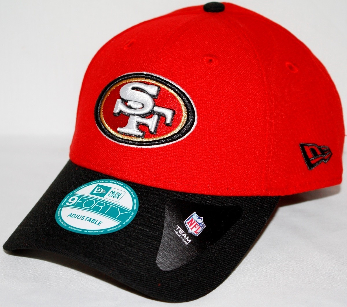 watch eb504 af902 San Francisco 49ers New Era 9Forty NFL The League Adjustable Hat - 2 Tone