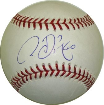 Chien Ming Wang Signed Major League Baseball