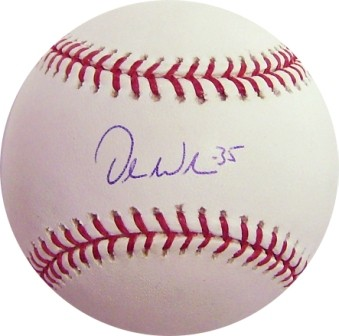 Dontrelle Willis Signed Major League Baseball