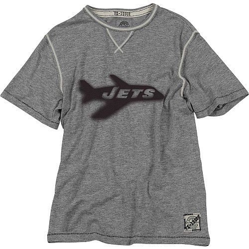 New York Jets Vintage Reebok Retro Re-Issue T-Shirt