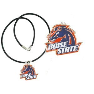 NCAA Logo Necklace - Boise State Broncos