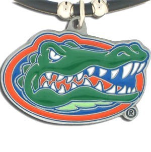 NCAA Logo Necklace - Florida Gators