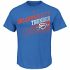 "Oklahoma City Thunder Majestic NBA ""Winning Tactic"" Men's Short Sleeve T-Shirt"