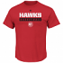 "Atlanta Hawks Majestic NBA ""Proven Pastime"" Short Sleeve Men's T-Shirt"