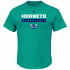 "Charlotte Hornets Majestic NBA ""Proven Pastime"" Short Sleeve Men's T-Shirt"