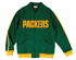 "Green Bay Packers Mitchell & Ness NFL ""Play Call"" Men's Premium Fleece Jacket"