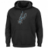 "San Antonio Spurs Majestic NBA ""Supreme Logo"" Men's Pullover Hooded Sweatshirt"