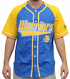 "Golden State Warriors Starter NBA Men's ""Double Play"" Baseball Jersey"