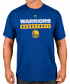 "Golden State Warriors Majestic NBA ""Proven Pastime 2"" Short Sleeve Men's T-Shirt"