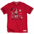 "Johnny Bench Cincinnati Reds MLB Mitchell & Ness ""Caricature"" Men's T-Shirt"