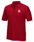 "Indiana Hoosiers Adidas NCAA Men's ""Performance"" Climacool Polo Shirt"