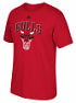"Chicago Bulls Adidas NBA ""Bank Shot"" Men's Short Sleeve T-Shirt"