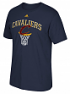 "Cleveland Cavaliers Adidas NBA ""Bank Shot"" Men's Short Sleeve T-Shirt"