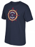 "New Orleans Pelicans Adidas NBA ""Riverboat"" Men's Short Sleeve T-Shirt"