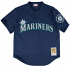 Ken Griffey Jr. Seattle Mariners Mitchell & Ness Authentic 1995 Blue BP Jersey