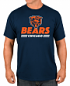 "Chicago Bears Majestic NFL ""Come Out Fighting"" Men's Short Sleeve T-Shirt"