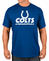 "Indianapolis Colts Majestic NFL ""Come Out Fighting"" Men's Short Sleeve T-Shirt"