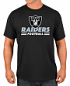 "Oakland Raiders Majestic NFL ""Come Out Fighting"" Men's Short Sleeve T-Shirt"