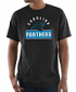 "Carolina Panthers Majestic NFL ""Maximized"" Men's Short Sleeve T-Shirt"