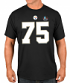 "Joe Greene Pittsburgh Steelers Majestic NFL ""HOF Eligible Receiver 4"" T-Shirt"
