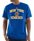 "New York Knicks Majestic NBA ""Heart & Soul 3"" Men's Short Sleeve T-Shirt"