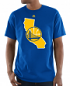 Stephen Curry Golden State Warriors Majestic NBA Record Holder 2 Player T-Shirt