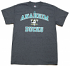 Anaheim Ducks Majestic NHL Heart & Soul Charcoal Men's Short Sleeve T-Shirt
