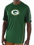"""Green Bay Packers Majestic NFL """"Unmatched"""" Men's S/S Performance Shirt"""