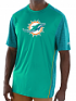 "Miami Dolphins Majestic NFL ""Unmatched"" Men's S/S Performance Shirt"