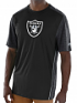 "Oakland Raiders Majestic NFL ""Unmatched"" Men's S/S Performance Shirt"