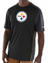 "Pittsburgh Steelers Majestic NFL ""Unmatched"" Men's S/S Performance Shirt"